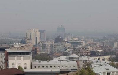 В воздухе Днепра отметили высокую концентрацию пыли