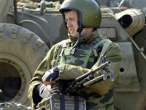 В Дагестане обстреляна военная колонна: четверо раненых