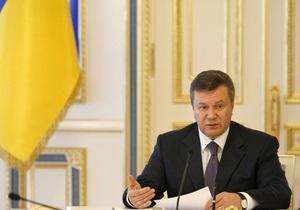 Янукович: Украина готова содействовать Ираку в развитии промышленных мощностей