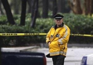 Неизвестный открыл стрельбу в банке американского штата Техас