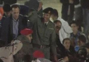 Триполи опроверг заявление повстанцев о гибели сына Каддафи