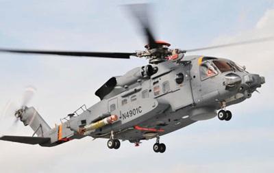 Вертолет НАТО исчез в Ионическом море