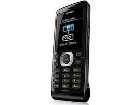 В Китае выпустили телефон Philips с питанием от пальчиковой батарейки