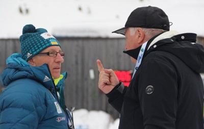 Санітра став головним тренером збірної України з біатлону