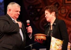 Любить, надеяться и прощать: супруга Януковича презентовала проект Восток - Запад