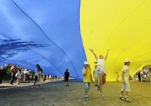 В Киеве составили план празднований на День Независимости