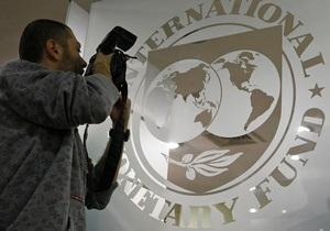 МВФ ждет нового правительства, чтобы возобновить кредитование