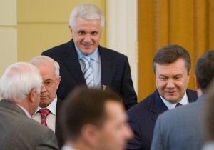 Литвин предложил создать при Раде комитет по делам Крыма