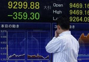 На украинском фондовом рынке нарастает волна продаж