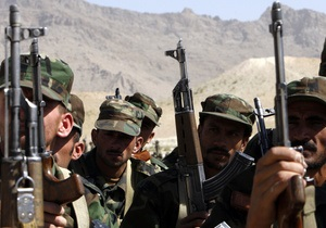 Власти Афганистана провели чистку в рядах армии