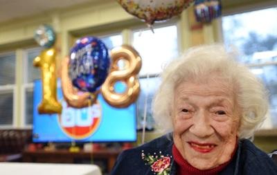 108-річна американка вилікувалася від COVID-19