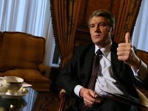 Ющенко заявил Корреспонденту, что последние четыре года - не худшее время в жизни Украины