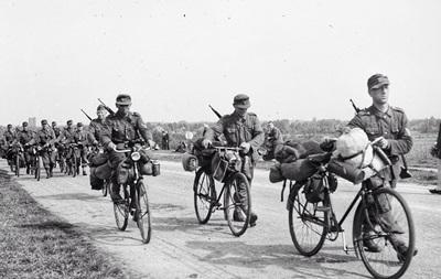Датчане не могут забыть Гитлеру кражу велосипедов