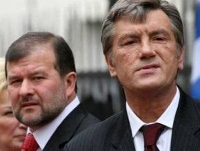 СМИ: Балога хочет оградить себя от репрессий, а Ющенко  запутывает следы