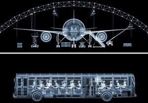 В Киев приехал мастер X-Ray-фотографии и автор самого большого в мире рентгеновского фото Ник Визи