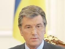 Ющенко прибыл в Грузию встречаться с президентами