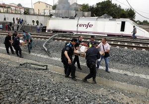 Превысивший скорость машинист испанского поезда отрицает, что разговаривал по телефону