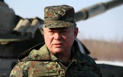 Дело Майдана: экс-министр обороны заочно арестован