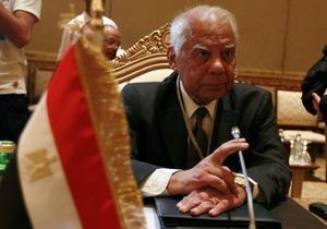 Назначен временный премьер-министр Египта