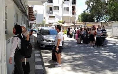 З Кіпру літаком евакуювали 115 громадян України