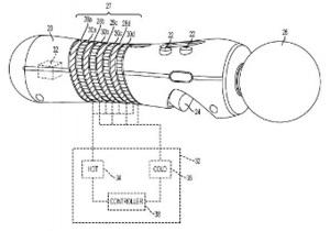 Sony хочет запатентовать нагревающийся джойстик