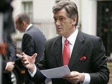 Ющенко рассчитывает, что Канада поможет Украине с НАТО