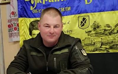 В ООС умер командир Северской танковой бригады