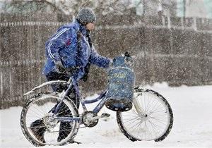 В Киеве появятся 17 велодорожек