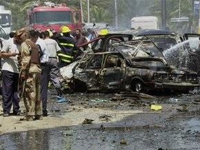 В Багдаде взорвались несколько бомб: восемь человек погибли