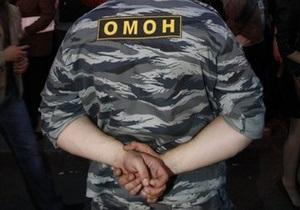 В Москве полиция задержала оппозиционеров на Чистых прудах