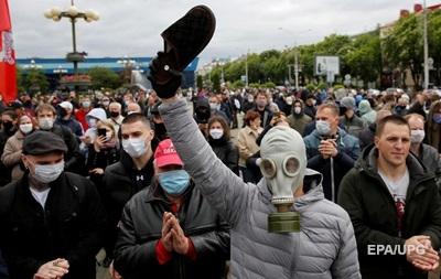 Тапочная революция. Особенности выборов в Беларуси