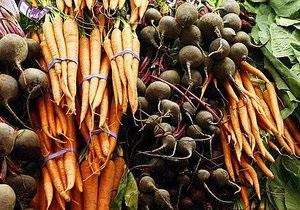 Россия резко увеличила импорт украинских овощей