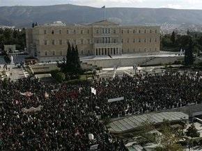 Ущерб от беспорядков в Афинах превысил 50 млн евро