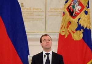 Медведев требует оградить Олимпиаду в Сочи от провокаций со стороны Грузии