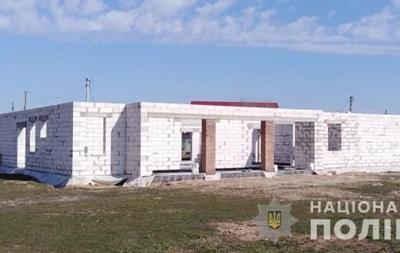 Поліція виявила розкрадання на будівництві амбулаторій