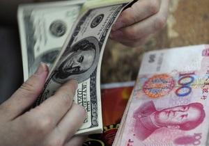 Внешний долг Китая превысил $751 млрд