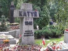 Россия отказалась рассекретить Катынь