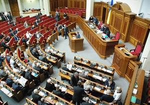 Проблемные округа: оппозиция предлагает Раде назначить повторное голосование, а не перевыборы