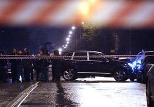 В Москве из автомата Калашникова расстреляли бизнесмена