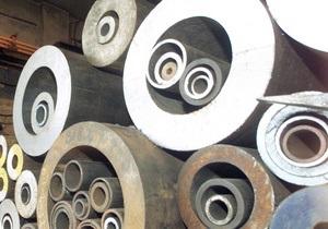 Украина увеличила производство труб более чем на 58%