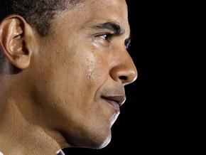 Обама продолжает терять популярность среди американцев