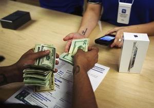 Apple отчиталась о миллионных продажах iPhone 5 в Китае