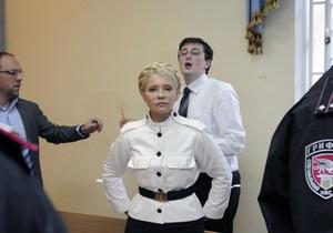Эксперт: Риск ареста Тимошенко возрастает