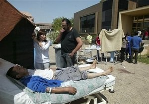 Землетрясение в Чили: число жертв достигло 214 человек