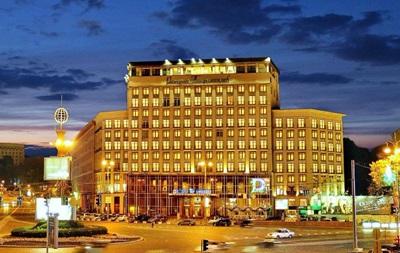 У Києві виставили на продаж готель Дніпро