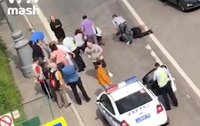 Опублікований момент перестрілки водія з поліцією. 18+