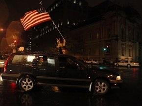 В Вашингтоне празднуют победу Обамы