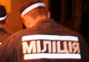 В Донецке милиционер задержал россиянина, который обстрелял его в упор