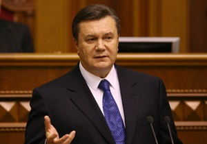 Коалиция поддержала инициативу Януковича по внесению изменений в закон о выборах