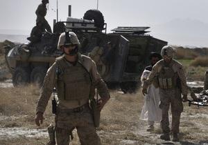 В Афганистане погибли четверо военнослужащих НАТО